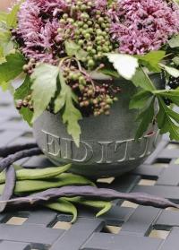 Кашпо керамическое для комнатных растений Belinda от Lene Bjerre картинка