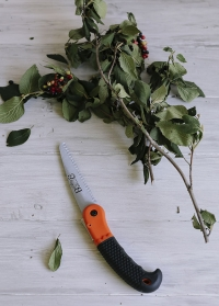 Складная пила нож по дереву Burgon & Ball (Англия) фото