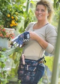 Садовый пояс-ремень для инструментов PTB32 GardenGirl Classic Navy Collection картинка.jpg