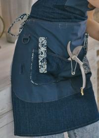 Фартук для флориста из джинсовой ткани GardenGirl Denim Collection фото.jpg