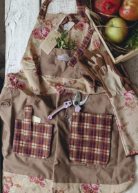 Фартук флористический с карманами GardenGirl Classic GGFK02 фото.jpg