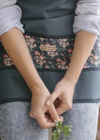 Фартук флористический Flower Girl Briers B6992 картинка.jpg