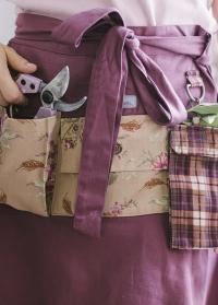Юбка-фартук с запахом для флориста GardenGirl Classic RS12 фото.jpg