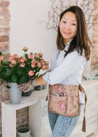 Пояс-сумка для инструментов флориста TB02 GardenGirl Classic фото.jpg