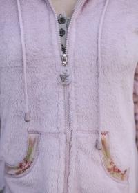 Одежда для флориста теплая флисовая кофточка GardenGirl Classic TF02 фото.jpg