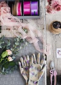 Перчатки флористические с нитрилом GardenGirl Roses GGFK картинка.jpg