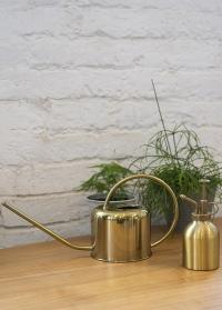 Лейка металлическая для комнатных растений1 литр Esschert Design фото
