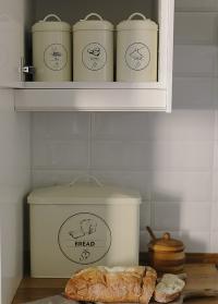 Набор банок для сыпучих продуктов Esschert Design фото.jpg