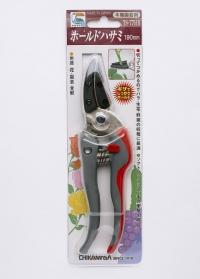 Секатор японский для роз Cut & Hold Chikamasa фото.jpg