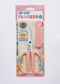 Японские ножницы флористические для крафта CRI-360SFP Chikamasa фото