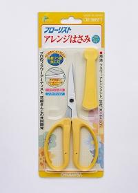 Ножницы японские для цветов и крафта Florist CRI-360SFY Chikamasa фото.jpg