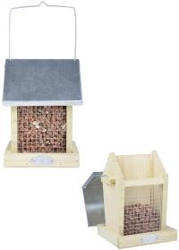 Подвесная кормушка для птиц Домик FB366 от Esschert Design фото