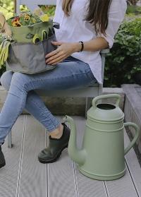 Дизайнерская лейка для цветов 12 литров Lungo Xala фото.jpg