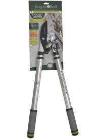 Сучкорез телескопический с храповым механизмом Burgon and Ball фото.jpg