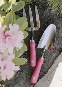 Набор садовых инструментов в подарочной упаковке British Bloom Burgon Ball фото.jpg