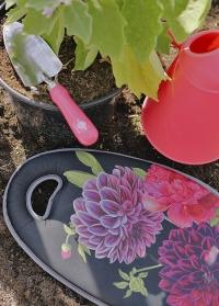 Подложка под колени для прополки British Bloom Burgon & Ball фото.jpg