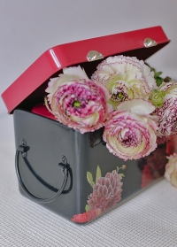 Декоративный контейнер для хранения семян British Bloom Burgon & Ball фото.jpg