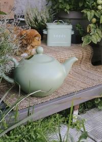 Лейка для полива комнатных растений в форме чайника TG262 Esschert Design фото