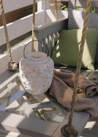 Керамический свечной фонарь Salva Lene Bjerre в дизайне фото.jpg