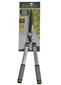 Ножницы садовые телескопические с волнистыми лезвиями Burgon Ball фото.jpg
