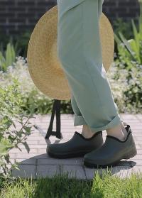 Ботинки садовые из материала эва Хаки Oregon Blackfox фото