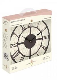 Часы металлические для дома и улицы Arundel Smart Garden фото