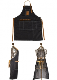 Фартук для флориста из джинсовой ткани GT156 Denim esschert Design фото
