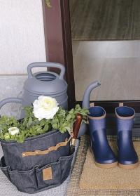Фартуки и аксессары для флористов Denim Esschert Design фото
