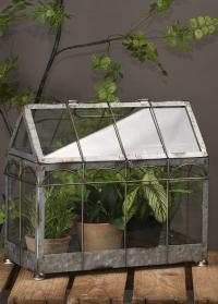 Мини теплица на подоконник Green house ZB22 Esschert Design фото