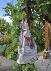 Фартук для работы в саду GardenGirl Roses Collection