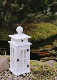 Подсвечник деревянный декоративный Consta Garden фото