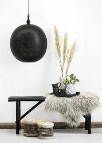 Керамическая ваза для цветов в скандинавском стиле Moto от Lene Bjerre фото.