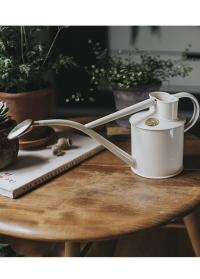 Английская металлическая лейка Rowley Ripple Cream Haws фото