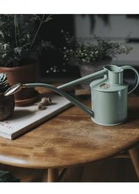Лейка для цветов металлическая 165-2-SAG Rowley Ripple Sage от Haws фото