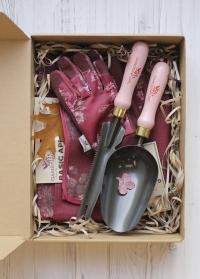 Коробка крафт подарочная большая Consta Garden фото