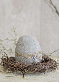 Декоративное пасхальное яйцо Edna от Lene Bjerre (Дания) фото