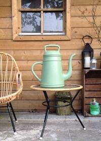 Декоративная лейка для цветов 8 литров Lungo Old Green Xala фото