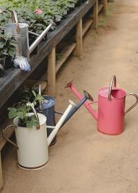Лейки металлические садовые для цветов Smart Garden фото