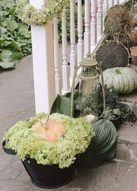Цветочное резиновое кашпо ручной работы для сада и дачи WB46 Esschert Design фото