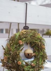 Дверной навесной крючок для рождественского венка LH279 от Esschert Design фото