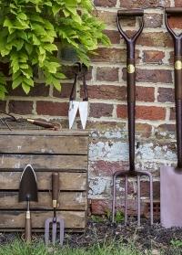 Профессиональные ножницы для топиариев National Trust от Burgon & Ball фото
