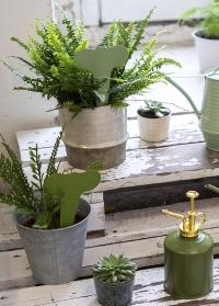 Садовые металлические таблички для записи названий растений Green Shades EL065 от Esschert Design фото