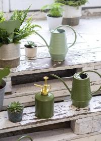 Пульверизатор для растений из эмалированной стали Green Shades EL062 Esschert Design фото