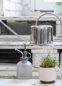 Стеклянный пульверизатор для опрыскивания комнатных растений TG212 Esschert Design фото