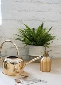 Пульверизатор - опрыскиватель растений в медном цвете Copper TG236 Esschert Design фото