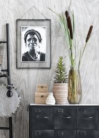 Кашпо для растений из терракоты Jillia датского бренда Lene Bjerre фото