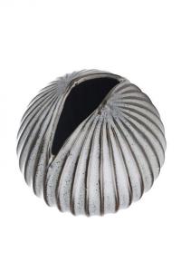 Маленькая круглая вазочка для цветов Haiya Grey Lene Bjerre фото