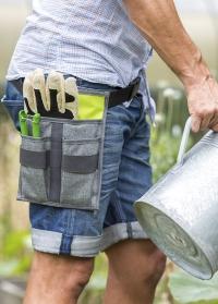 Подарок мужчине для сада и дачи - карман для инструментов Blackfox заказать в интернет-магазине Consta Garden фото