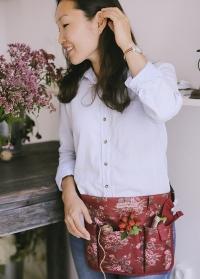Красивый и полезный подарок женщине-садоводу Classic Cherry GardenGirl купить в интернет-магазине Consta Garden фото