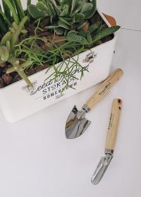 Подарок цветоводу для ухода за комнатными растениями - мини совки Burgon & Ball от Consta Garden фото